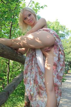 اغراء في الغابة