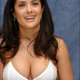 """Ugly Betty"" Press Conference with Salma Hayek and America Ferrera"